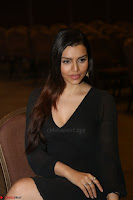 Kyra Dutta in black At Rogue Movie Audio Launch ~  021.JPG