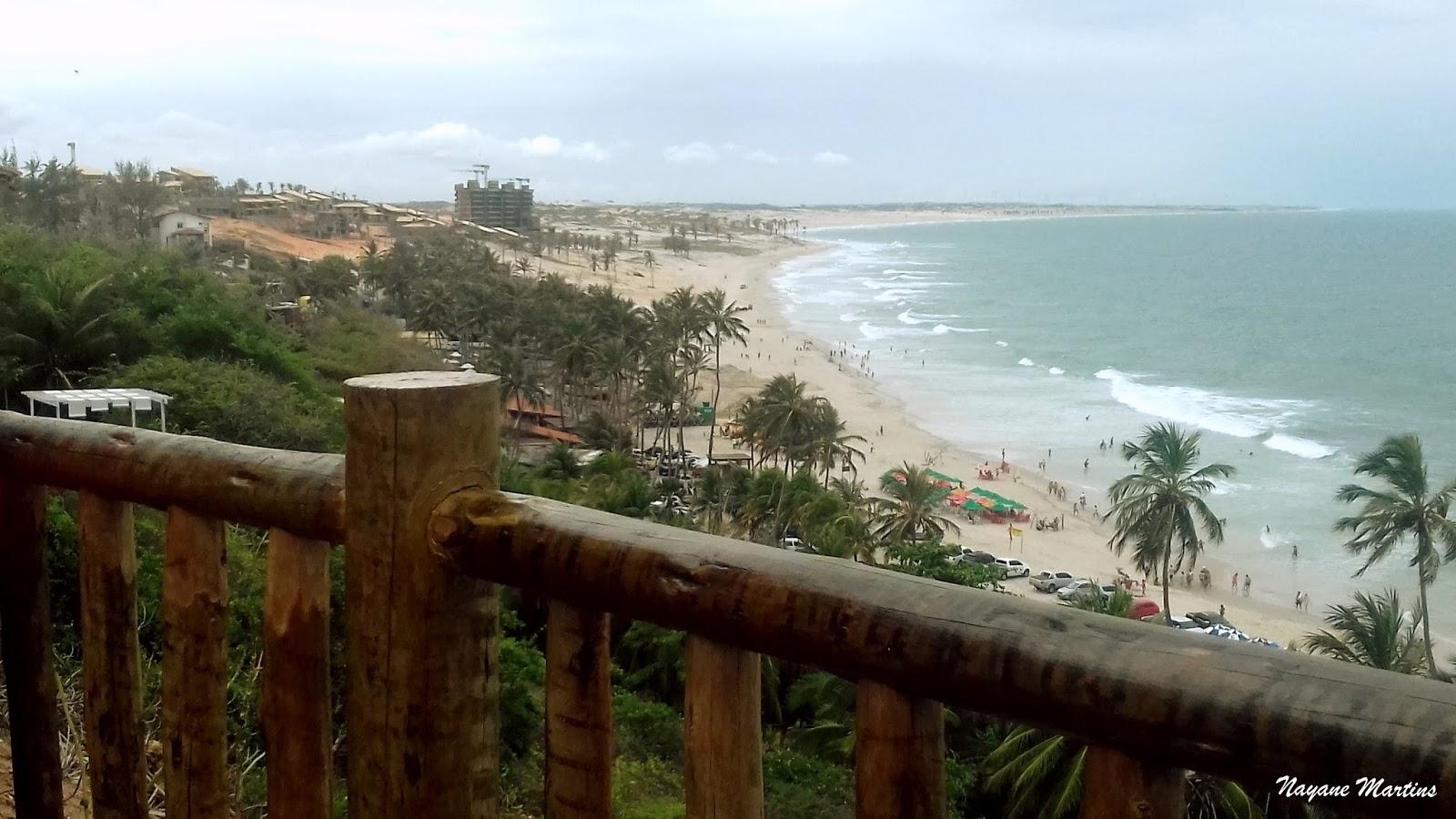 Praia de Lagoinha - Mirante