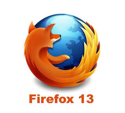 Firefox 13 FINAL