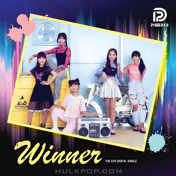PIERCE – Winner – Single