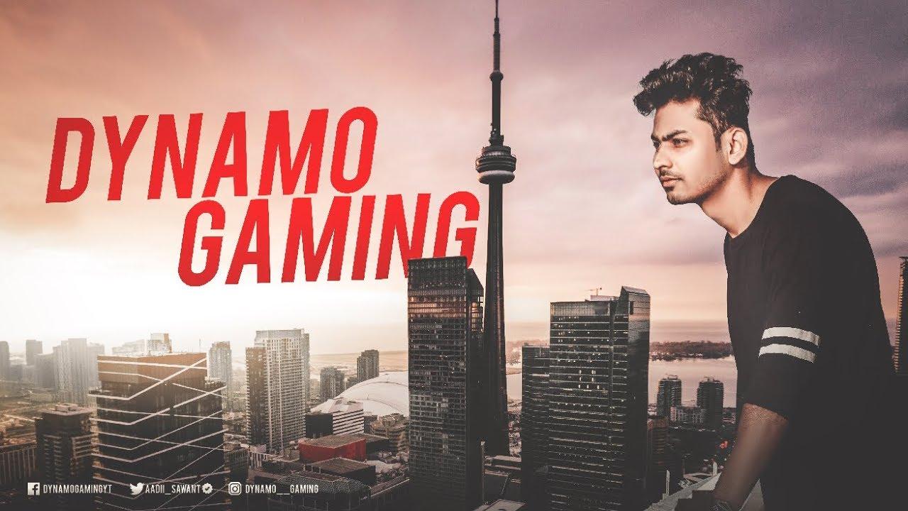 Dynamo Gaming - Battlegrounds Mobile India (BGMI) Sensitivity Settings and Controls