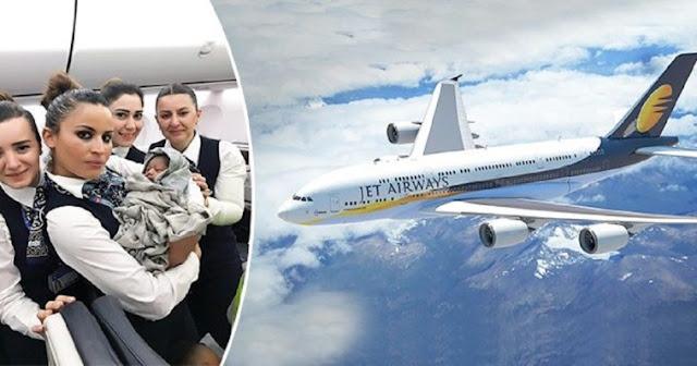Μωρό που γεννήθηκε κατά τη διάρκεια πτήσης παίρνει από την αεροπορική εταιρεία δωρεάν εισιτήρια για μια ζωή