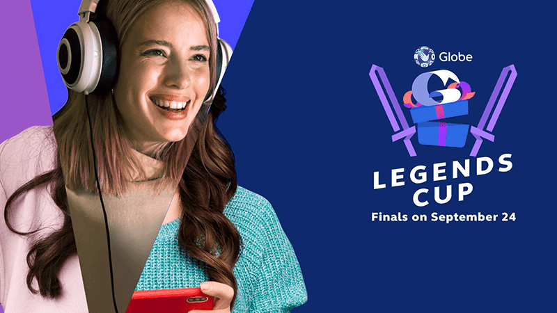 #NationalGDay: Globe to hold G Legends Cup Mobile Legends Tournament with PHP 600,000 prize pool
