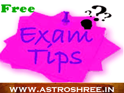 astrology tips to crack exam