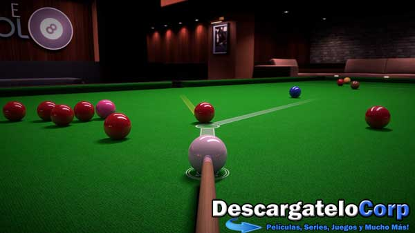 Pure Pool Snooker Pack Español Juego PC