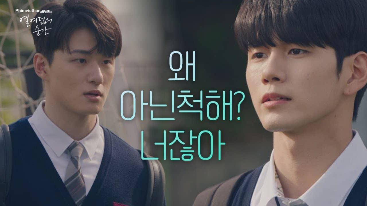 Phim khoanh khắc tuổi 18 Hàn Quốc