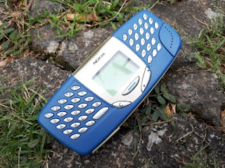Hape Jadul Nokia 5510 QWERTY Seken Kolektor Item