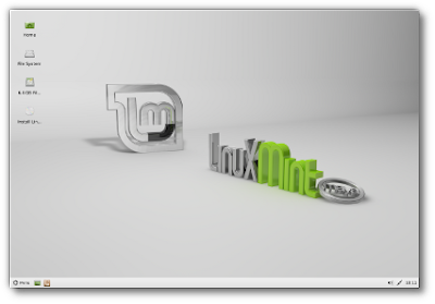 Linux Mint 13 Maya Xfce RC