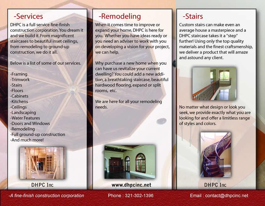 Brochure Online Template   Sample Customer Service Resume