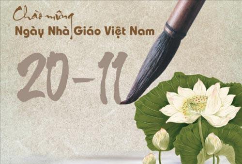 Top 9 điều cần biết về ngày Nhà giáo Việt Nam 20/11 khiến bạn cảm nhận được  ý nghĩa cao quý của nghề giáo và ngày Nhà giáo Việt Nam.