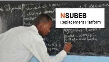 NSUBEB Recruitment