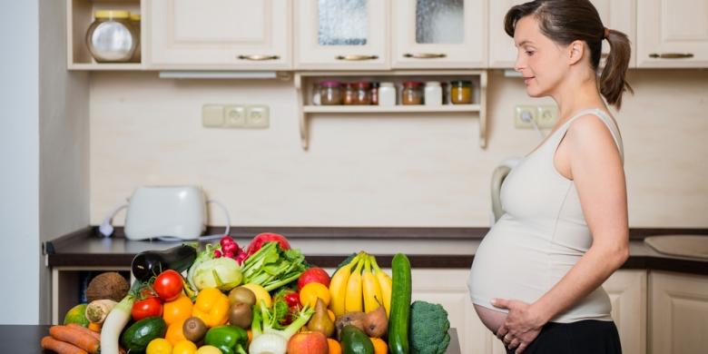 Catat ! 8 Nutrisi Penting Ini Sangat Baik Untuk Ibu Hamil Dan Janinnya