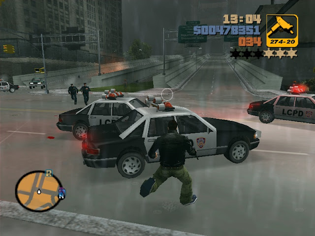 Grand Theft Auto 3 PC Download direct download