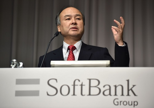 Tinuku SoftBank is in intensive talks about solar power for India 2030