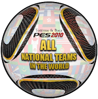 PES 2010 All National Teams in the World Patch by Tottimas & Boca