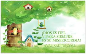 Imágenes Cristianas Con Frases Frases Bíblicas Para Niños