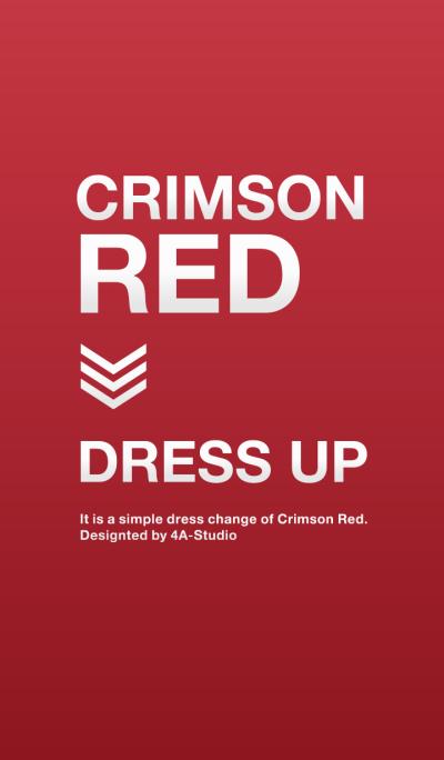 Crimson Red _ Simple