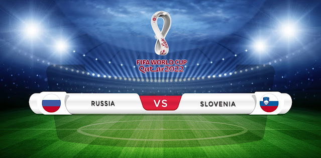 Russia vs Slovenia Prediction & Match Preview