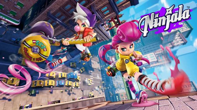 Ninjala: New ways for Gaming