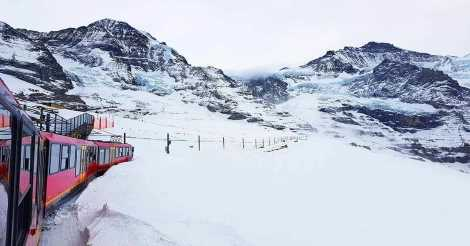 Jungfraujoch Swiss