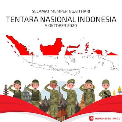 selamat hari tentara nasional indonesia