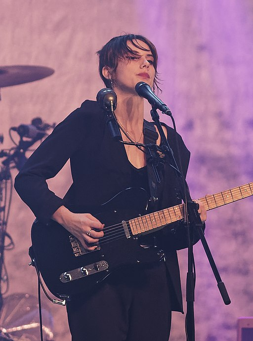 Wolf Alice new music video The Last Man on Earth