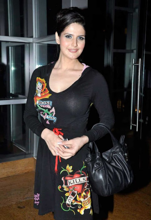 zarine khan - bollywood new hot images