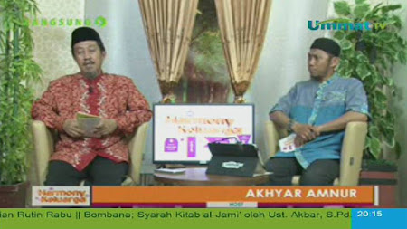 Frekuensi siaran Ummat TV di satelit Palapa D terbaru