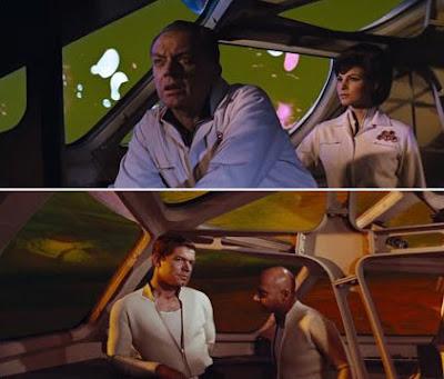 Un viaje alucinante (1966) Fantastic voyage, descargar y ver online