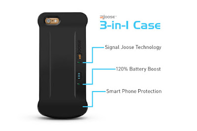 mJoose smartphone case