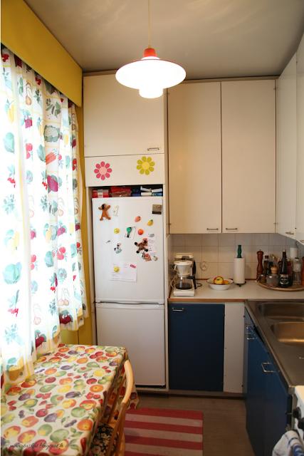 boheemi värikäs keittiö