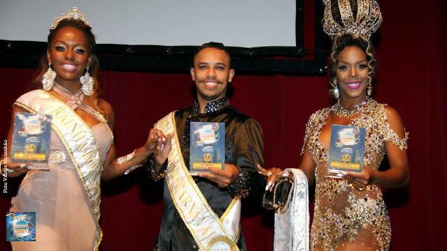 Prêmio TV Vitrine ao reconhecimento  do carnaval de BH 2017