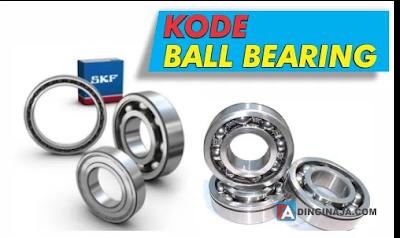 Kode ball bearing