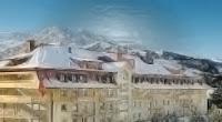 The Cambrian Hotel, Adelboden Switzerland