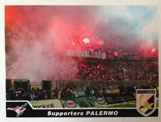 supporters Calciatori panini