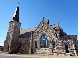 Lutheran Church, Fort Smith