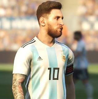 PES 2019 Messi