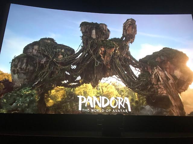 Pandora The World of Avatar Animal Kingdom