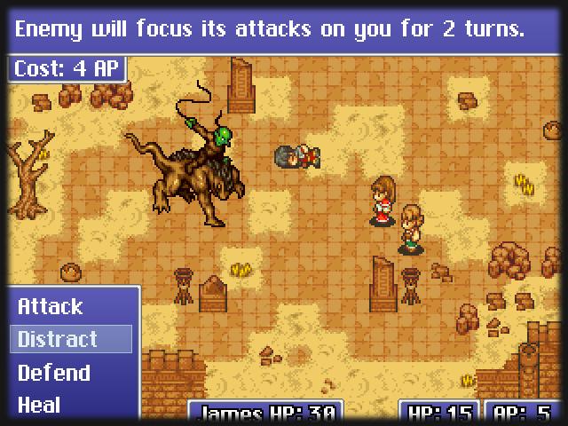 Wüste Rollenspiel