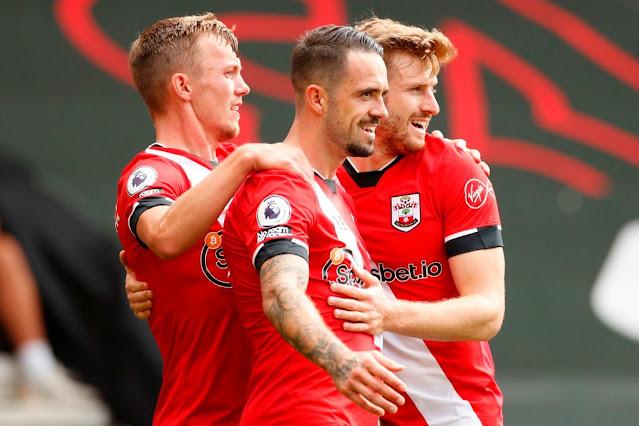 Southampton forward Danny Ings