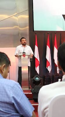 Sambutan dari perwakilan Indonesia Event Industry Council (IVENDO)