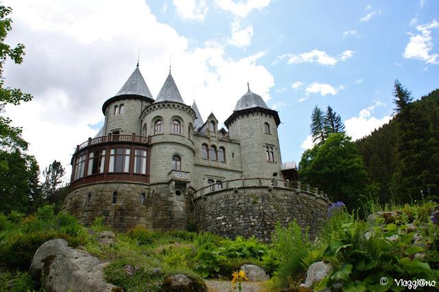 Castel Savoia in camper