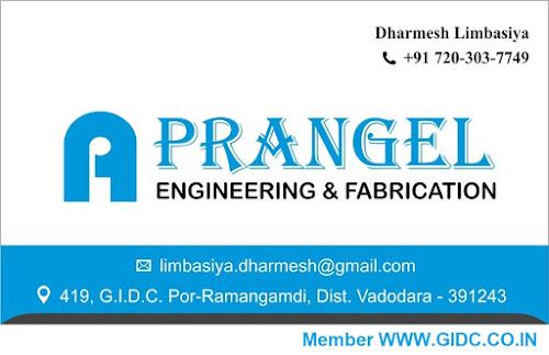 PRANGEL ENGINEERING & FABRICATION - 7203037749 | 24ADPPL7718Q1ZP