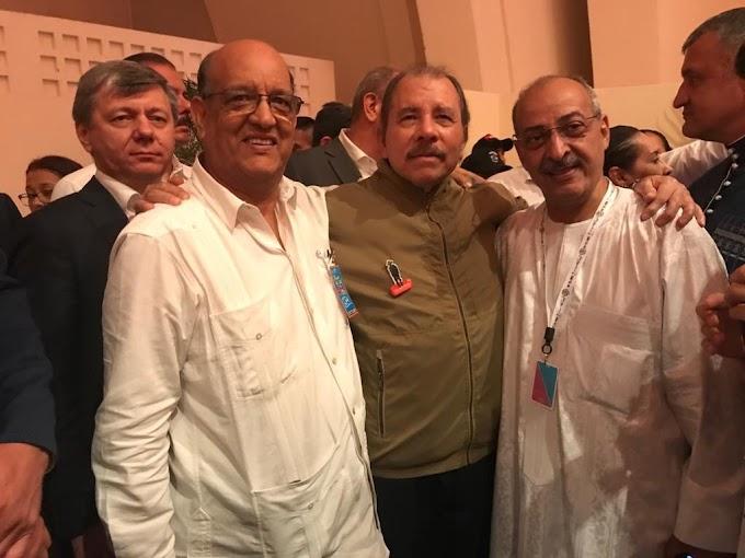 Delegación de la República Saharaui participa en lo Actos de celebración del 40 Aniversario del Triunfo de la Revolución Sandinista (Nicaragua)