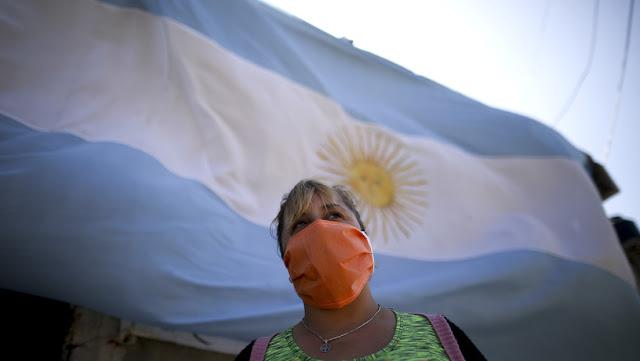 Aumentan a 44 las muertes por covid-19 en Argentina tras confirmarse un nuevo caso letal