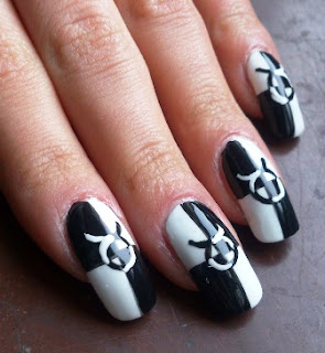 TAURUS Nail Art design 2017