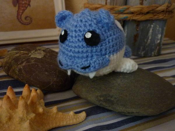 Kostenlose Mops Amigurumi Muster von The Crochet Jar #Amigurumi ... | 450x600