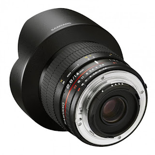 Samyang 14mm f/2.8 for Nikon D810