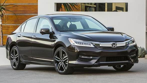 2018 Honda Accord images wallpaper