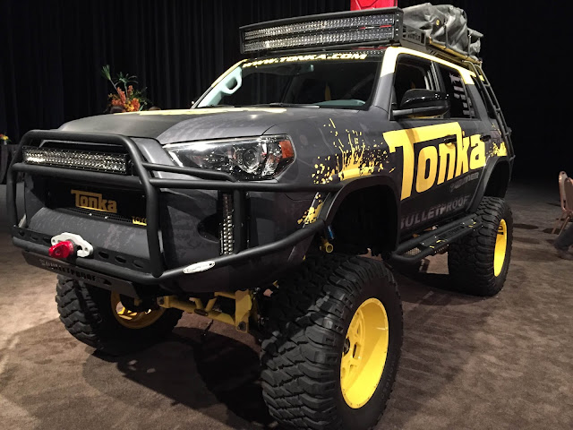 Toyota 4Runner Tonka Truck Special Edition